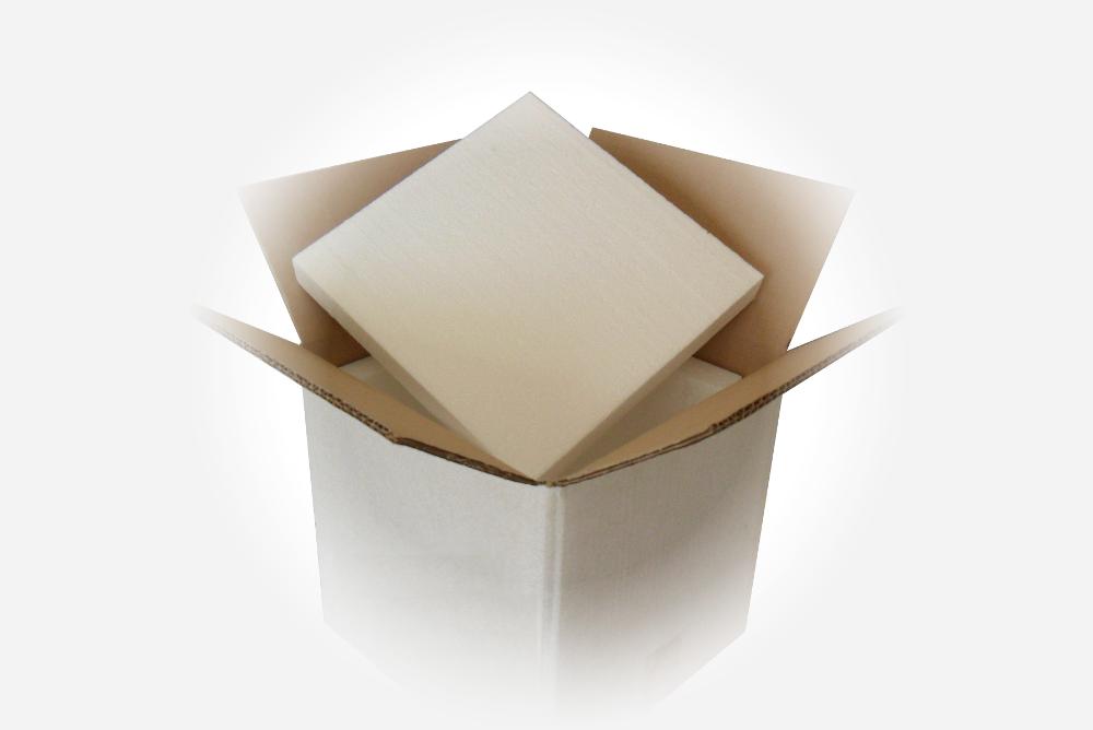 Lastre polistirolo da imballaggio